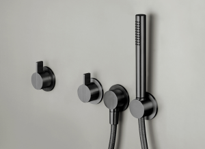 piet-boon-cocoon-wall-mounted-shower-set-black-remodelista