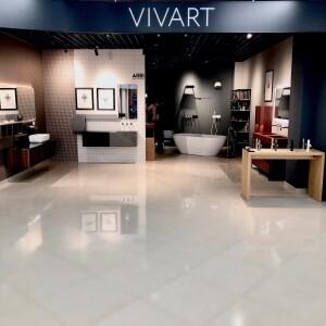 Обновленный шоурум VIVART Киев на ул. Глубочицкой